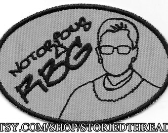 Notorious RBG Patch