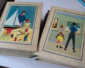 The Bookshelf for Boys and Girls 1967 Complete Set 10 Volumes University Society