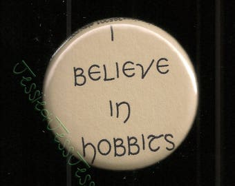 I Believe in Hobbits
