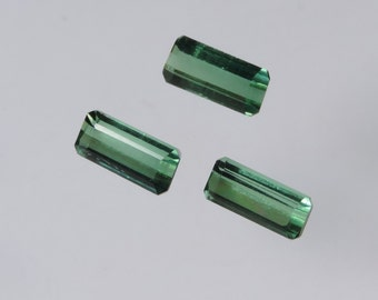 2.75 cts blue green tourmaline mixed lot afghanistan