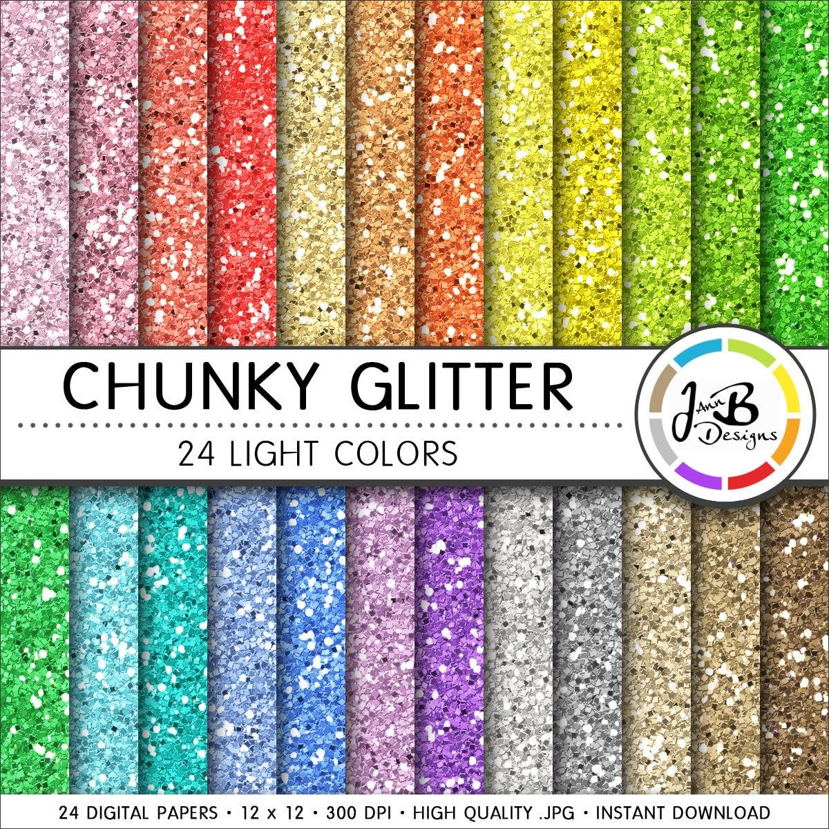 How to scrapbook with glitter - Glitter Digital Paper Glitter Paper Scrapbook Paper Chunky Glitter Glitter Glitter Texture Glitter Digital Glitter Background Light