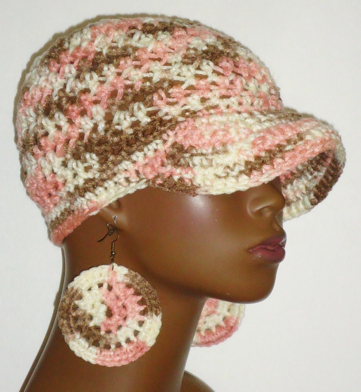Perfect Crochet Baseball Hat Patterns Ensign - Easy Scarf Knitting ...