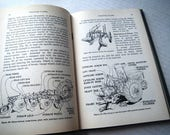 1950s Operation Care Repair of Farm Machinery from John Deere 22nd Edition - Tractors Attachments
