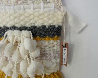 Woven Wall Hanging Weave Weaving