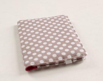 Custom Passport Wallet; Small Passport Card Wallet; You choose the fabric  - PREORDER