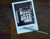 Edwardian Engraved RARE Silver Plated Combination Pencil & Dip Pen Sliding Action Photography Prop