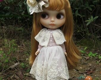 La-Princesa Mori Girl Outfit for Blythe (No.Blythe-340)