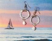 Rare Spirit Lake Earrings