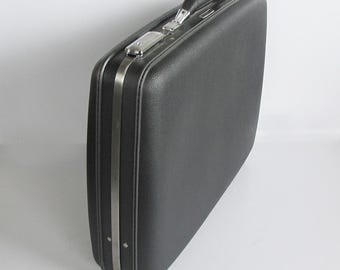 Vintage American Tourister Tri-Taper Brief Case, Thin Brief Case, Attaché Cases, Overnight Case