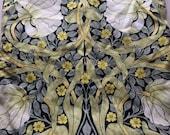 William Morris Art Nouveau Print Pillow Cover