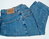 Vintage GAP DENIM Mom Jeans, Size 6 Regular, Look GREAT