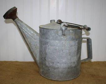 Vintage Watering Can - item #2518