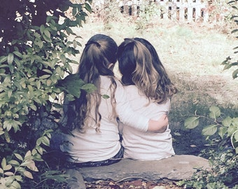 BEST FRIENDS For Life Photography - BFFL, Girlfriends, Best Friends, Girls Room Photography
