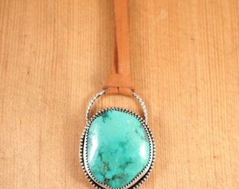 Turquoise RoundUp Necklace