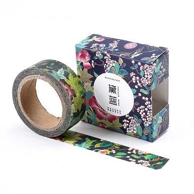 1 rolls japanese washi tape masking tape decoration tape for Decoration masking tape