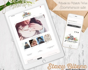 Wix Website, Website Design, eCommerce, Online Store, Website designer, Blog, Custom Wix Template, Business Branding, Graphic Designer