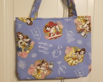 Junior Tote - Beauty and the Beast Belle