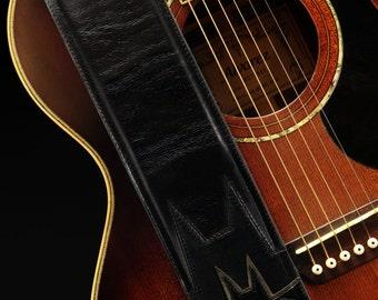 Batman Guitar Strap, Avenger Guitar Strap:  Dark Knight Guitar Strap