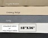 Shoe Sole Material, Waterproof Rubberized Fabric, Neoprene Fabric, ToughTek Fabric, Non Slip Fabric, Shoe Making Supplies, 18 X 36 Sheet
