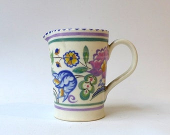 Hand Painted Poole Pottery Po