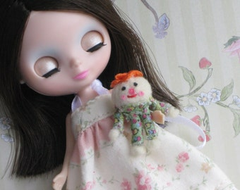 Teeny Tiny Kawaii Humpty Dumpty For your dolly
