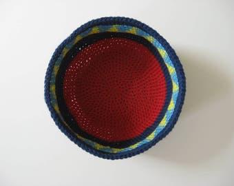 cotton skull cap kufi medium-large