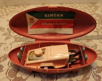 33 Singer Button Hole Attachment