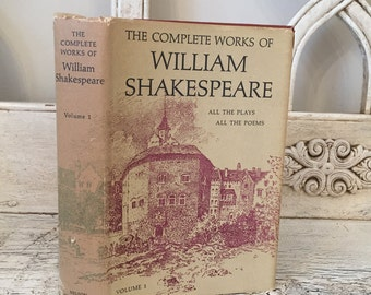 The Complete Works of William Shakespeare - Volume 1