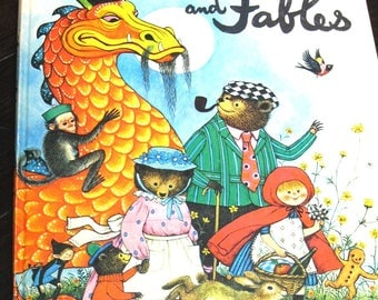 Fairy Tales and Fables Illustrated by Gyo Fujikawa