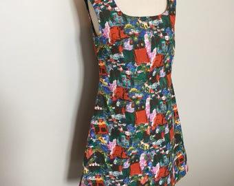 Vintage 50s 60s dress