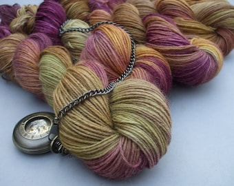 Alpaca Silk Sport Weight. Anna Fulford