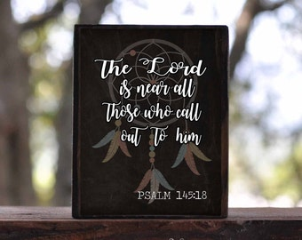 The LORD is near all, Under his wings you will fine refuge, sleep in peace, I have found the one, LOVE, Why WISH upon a Star?  ...sign block