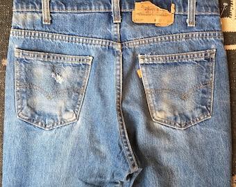 31-32waist | Vintage Levis 517 Bootcut Denim