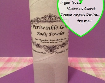 Victoria's Secret Dream Angels Desire type Body powder
