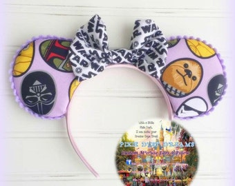 RTS EGGcellent Star Wars Easter Mouse Ears!!