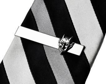 Devil Tie Clip - Satan