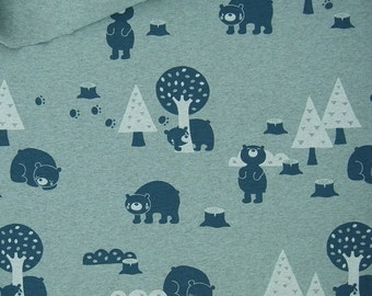 BEARS organic cotton jersey