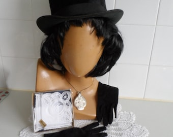 Top Hat, Edwardian, Made in England