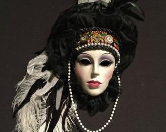 Broadway Rhythm Mask