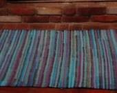 CUSTOM ORDER For Natalie Two Rag Rugs