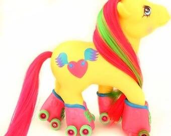 G1 Roller Skate Jazzie UK My Little Pony