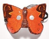 masquerade butterfly paper mask