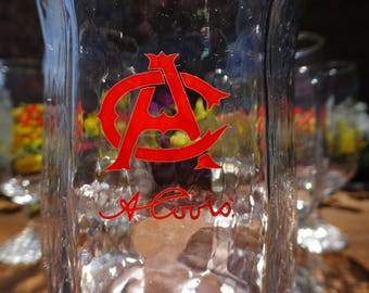 Collectible Beer Glass AC Coors