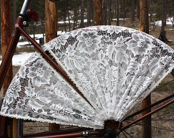 Bicycle Skirt Guard, 'Luna'. Bike accessories, Bicycle wedding, Cruiser accessories, Bicycle