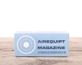 Vintage Airequipt Magazine Slide Holder / Automatic Slide Magazine For 2x2 Slides / Old Slide Tray / Antique Slide Tray / 35mm Slide Tray