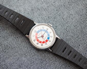 Vintage Wind Up Mechanical Timex Nurse Watch Smaller sized