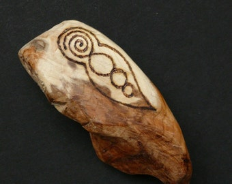 Pocket Talisman 46: Yew Spirit for Protection