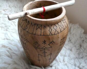Rune Vessel For Healing