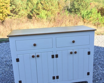 Sideboard with Drawers, Buffet, Kitchen Buffet, Etsy Furniture, Etsy Sideboards