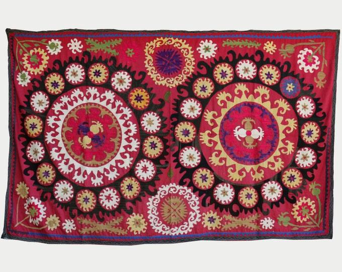 Handmade Vintage Suzani NL3017